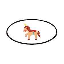 Circus Pony Horse Patches