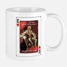 Unique King of hearts Mug