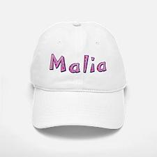 Malia Pink Giraffe Baseball Baseball Baseball Cap
