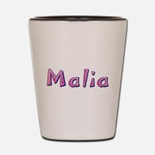 Malia Pink Giraffe Shot Glass