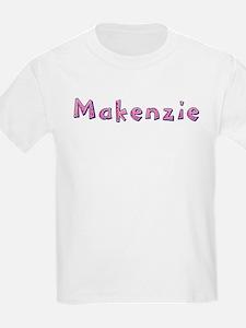 Makenzie Pink Giraffe T-Shirt