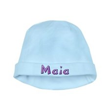 Maia Pink Giraffe baby hat
