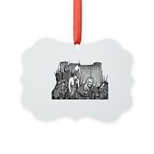 Vlad the Impaler Ornament