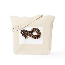 Deadly Snake Tote Bag