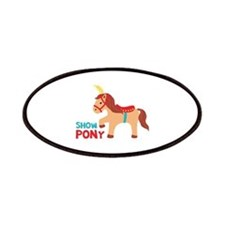 Show Pony Patches