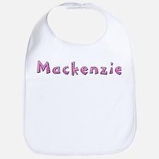 Mackenzie Pink Giraffe Bib