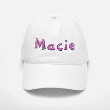 Macie Pink Giraffe Baseball Baseball Baseball Cap