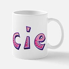 Macie Pink Giraffe Mugs
