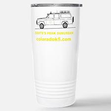 Build team shirt Travel Mug
