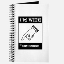 With the Komondor Journal