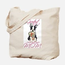 Boston Mom Tote Bag