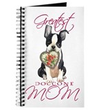Boston terrier Journals & Spiral Notebooks