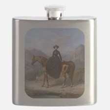 Out for a Ride Flask