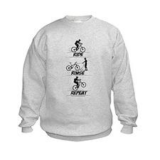 Ride Rinse Repeat Sweatshirt