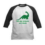 All my friends are dead Long Sleeve T Shirts