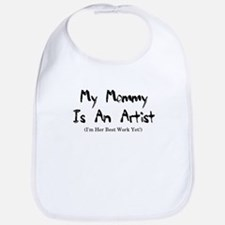 mommyartist Baby Bib