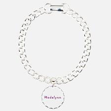Madelynn Pink Giraffe Bracelet