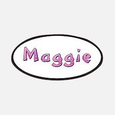 Maggie Pink Giraffe Patch
