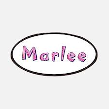 Marlee Pink Giraffe Patch