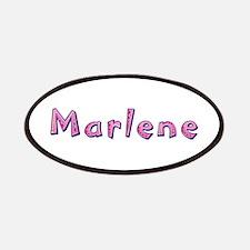 Marlene Pink Giraffe Patch