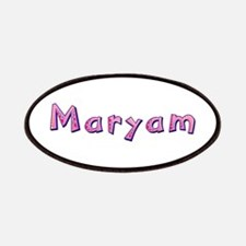 Maryam Pink Giraffe Patch