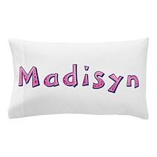 Madisyn Pink Giraffe Pillow Case