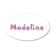 Madeline Pink Giraffe Wall Decal