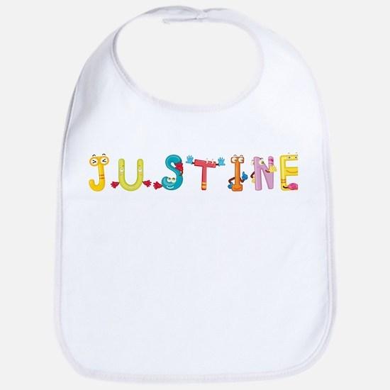 Justine Baby Bib