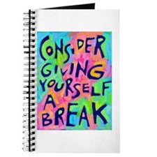 Give Yourself A Break Journal