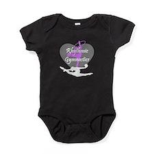 Rhythmic Gymnastics Baby Bodysuit