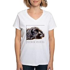cocker_BLACK_FRAME T-Shirt