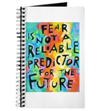 Fear Is Not The Future Journal