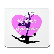 Rhythmic Gymnastics Mousepad