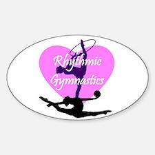 Rhythmic Gymnastics Decal