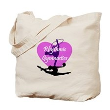 Rhythmic Gymnastics Tote Bag