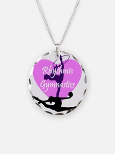 Rhythmic Gymnastics Necklace