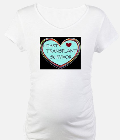 Heart Transplant Survivor Shirt