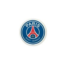 Paris Saint Germain Mini Button
