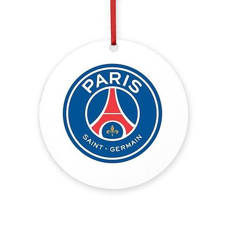 Paris Saint Germain Round Ornament