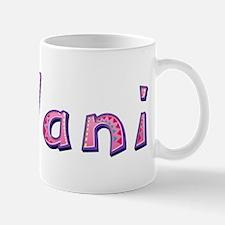 Leilani Pink Giraffe Mugs