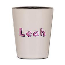 Leah Pink Giraffe Shot Glass