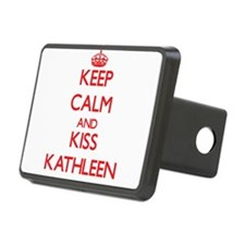 Keep Calm and Kiss Kathleen Hitch Cover