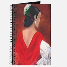 Flamenco Dancer - Journal