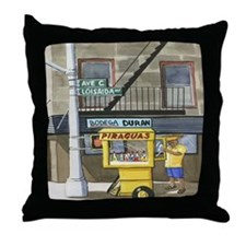 Piraguero - Throw Pillow