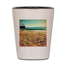 Laguna Beach Shot Glass