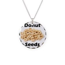 Donut Seeds Necklace