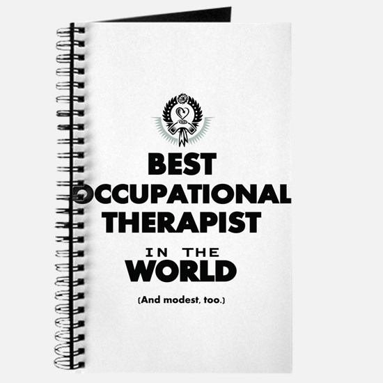Best Occupational Therapist in the World. Journal