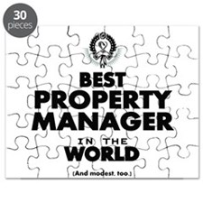 Best Property Manager in the World Puzzle