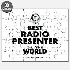 Best Radio Presenter in the World Puzzle