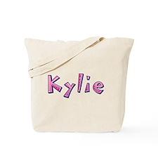 Kylie Pink Giraffe Tote Bag